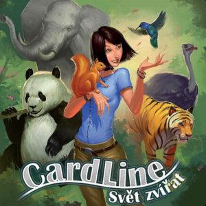 Cardline - svet zvirat