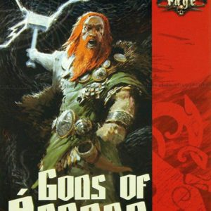 Blood Rage_ Bohové z Ásgardu